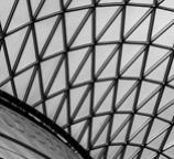 black and white building roof architecture 14