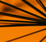 orange metal design decoration 12